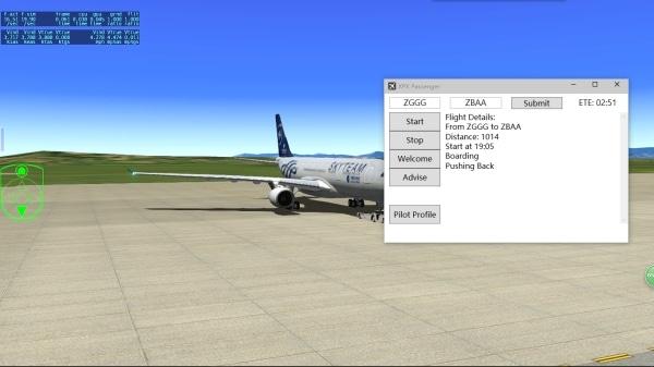 PAUL'S STUDIO - X-Plane X Passenger
