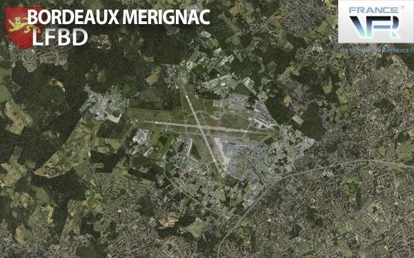 FRANCEVFR - Bordeaux Mérignac