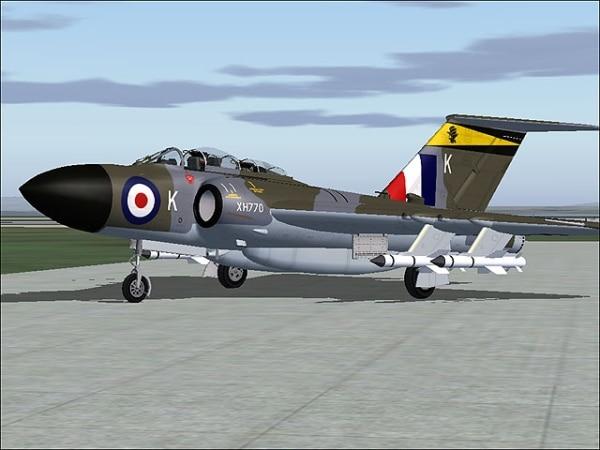 VIRTAVIA - Gloster Javelin
