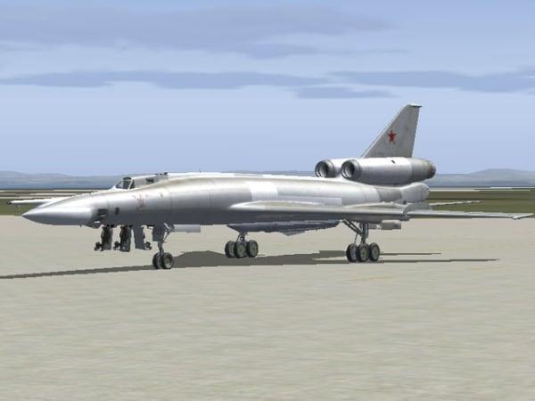 VIRTAVIA - Tu-22 Blinder