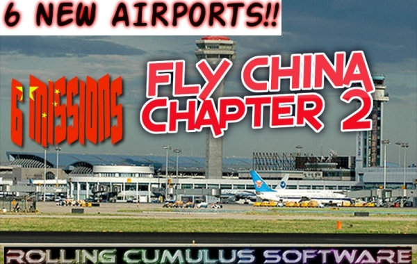 ROLLING CUMULUS SOFTWARE - Fly China chapter 2