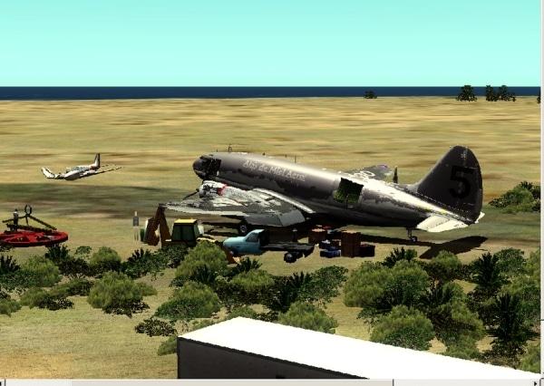 ROLLING CUMULUS SOFTWARE - Bandito flights 1