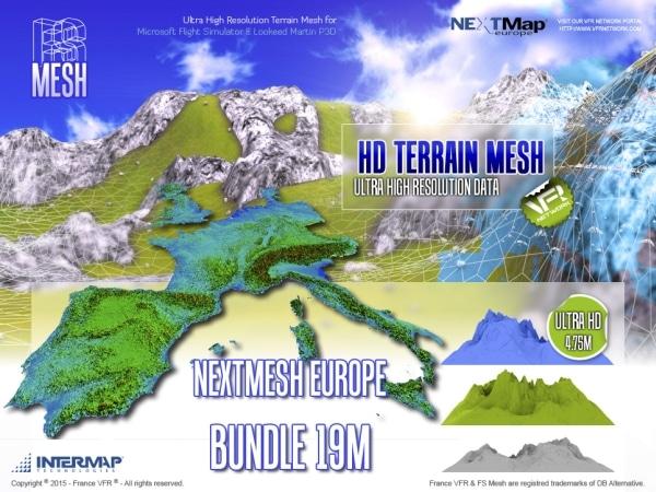 FRANCEVFR - NEXTMesh Europa Occidentale