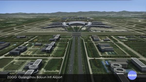 BRIDGE - Guangzhou Baiyun International Airport