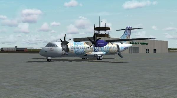 RAS - Galway airport & Arann Islands