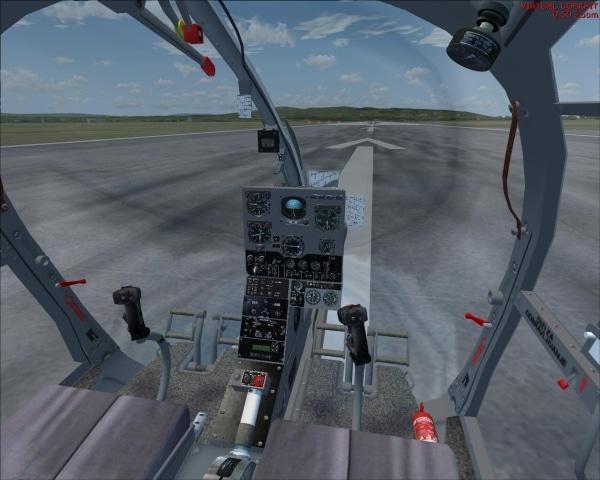 MP DESIGN STUDIO - Aerospatiale-Soko SA-341 Gazelle