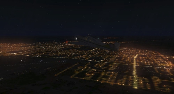 TABURET - Night 3D Saskatchewan - Manitoba