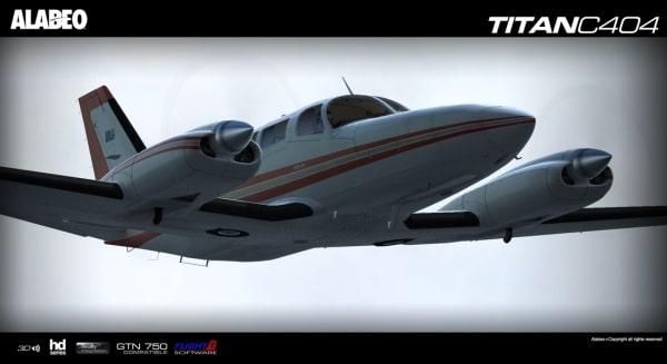 ALABEO - C404 Titan