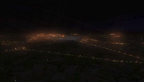 TABURET - Night 3D Ukraine - Moldova