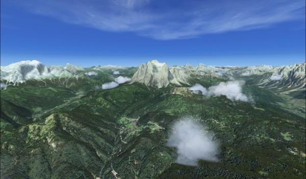 REAL EARTH X - Dolomiti X - Zoldo e Pelmo