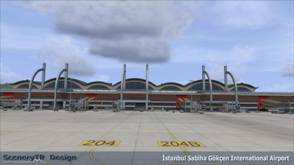 SCENERYTR - Istambul Sabiha Gökçen internazional