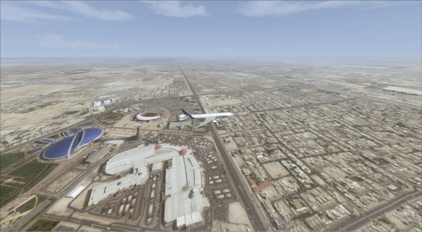REALWORLD SCENERY - Qatar Superhd