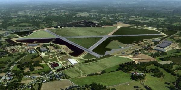 UK2000 -  Vfr Airfield vol 2 Version 2