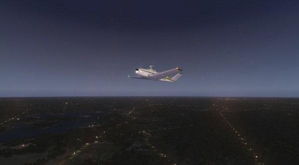 TABURET - Night 3D Ontario