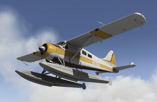 SOULMADE SIMULATIONS - DeHavilland Canada DHC-2 Beaver